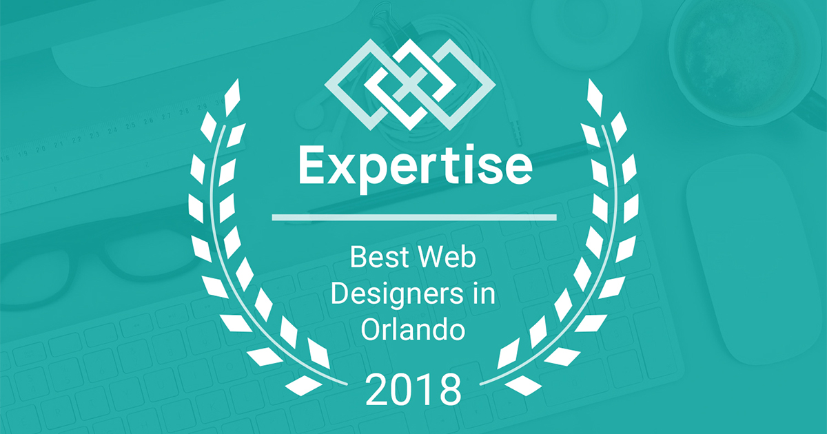 Orlando Web Design Award