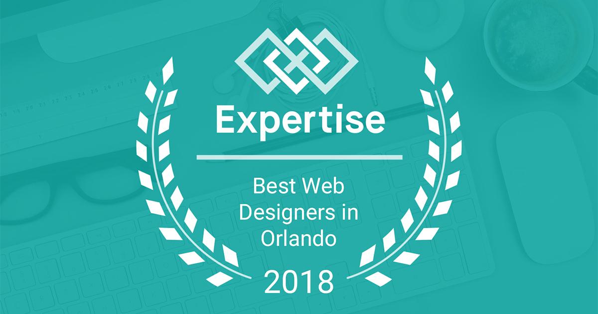 Orlando Web Design Award