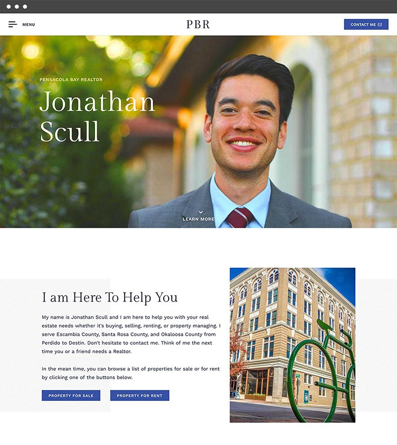 Effective Real Estate Website